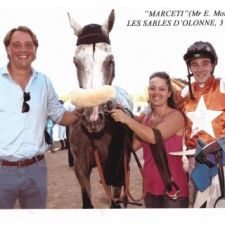 Winning come back for MARCETI