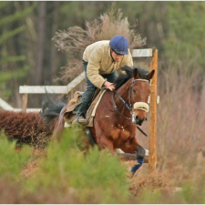 A race for amateur riders